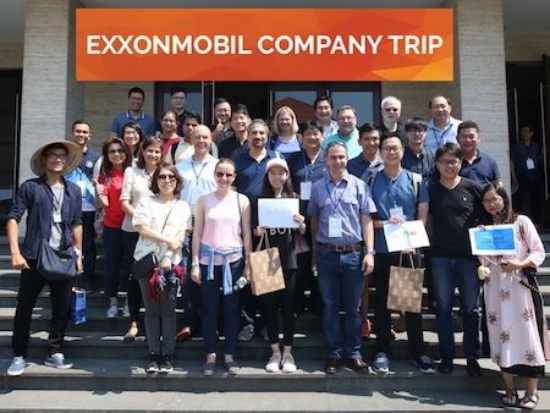 Thank you: ExxonMobil
