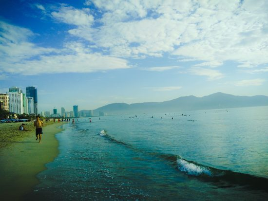 How should you enjoy your morning in Danang?