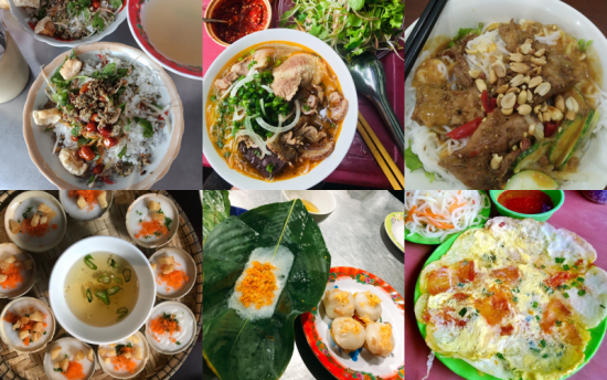 Top 10 must-not-miss foods of Hue's cuisine (Part 1)