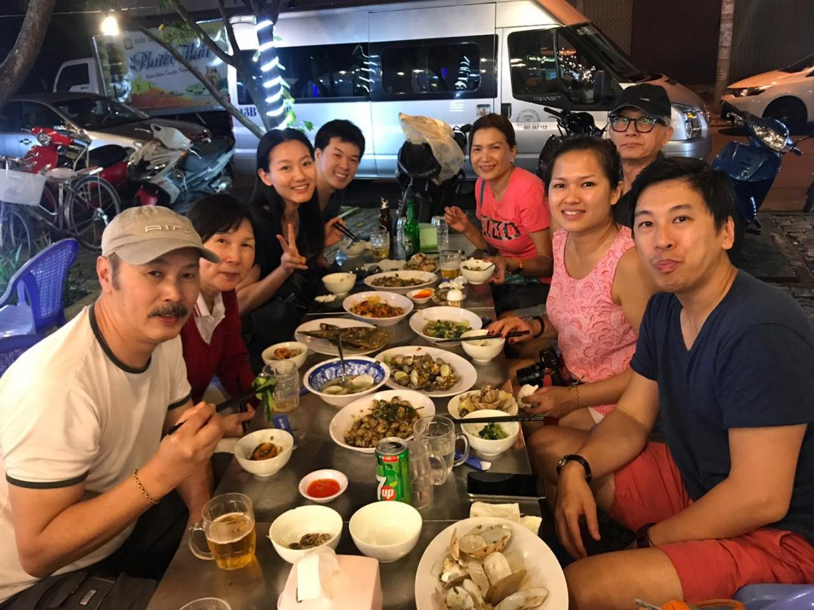 Check out Xuân Tú's New Vietnam Food Tour – THE EVENING FOODIE!