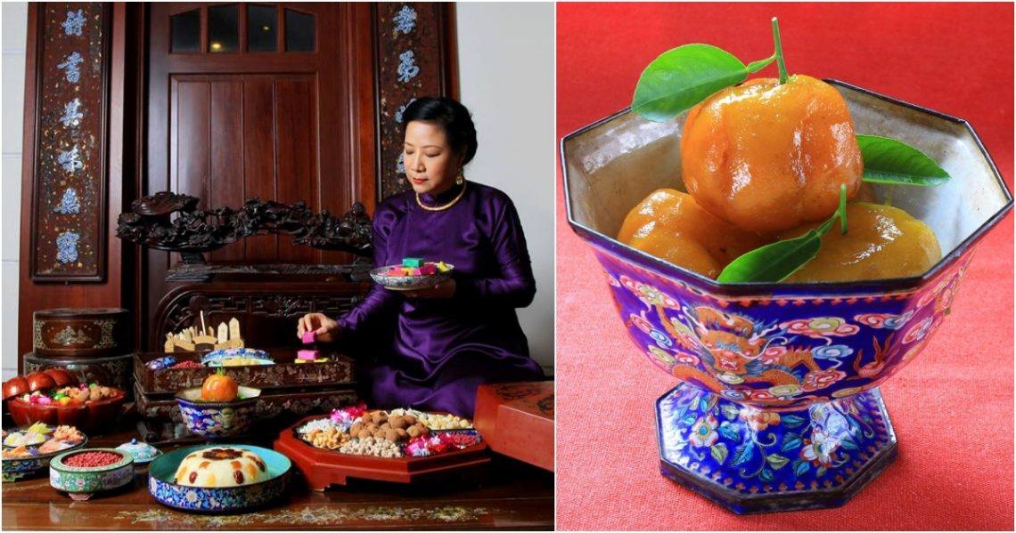 From our imperial Nguyễn dynasty, the art of 'Royal Cuisine' revived