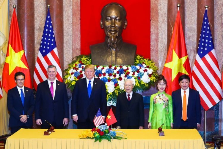 President Trump Joins In The Expansion of Vietnam's Airlines